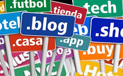 Los nuevos dominios revolucionan el mundo del marketing